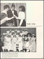 1983 Independence Christian High School Yearbook Page 120 & 121