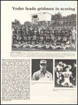 1983 Independence Christian High School Yearbook Page 132 & 133
