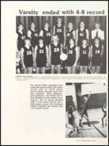 1983 Independence Christian High School Yearbook Page 136 & 137