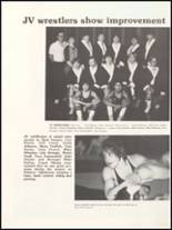 1983 Independence Christian High School Yearbook Page 144 & 145