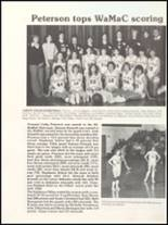 1983 Independence Christian High School Yearbook Page 146 & 147