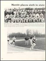 1983 Independence Christian High School Yearbook Page 152 & 153