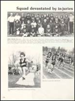 1983 Independence Christian High School Yearbook Page 154 & 155