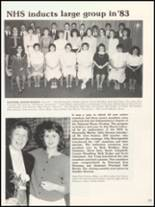 1983 Independence Christian High School Yearbook Page 158 & 159