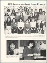 1983 Independence Christian High School Yearbook Page 160 & 161