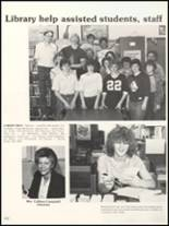 1983 Independence Christian High School Yearbook Page 166 & 167