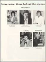 1983 Independence Christian High School Yearbook Page 168 & 169
