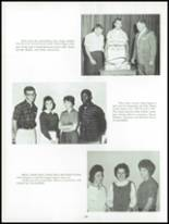 1961 Harry Wood High School Yearbook Page 20 & 21