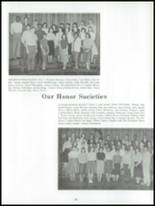 1961 Harry Wood High School Yearbook Page 22 & 23