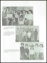 1961 Harry Wood High School Yearbook Page 24 & 25