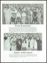 1961 Harry Wood High School Yearbook Page 26 & 27