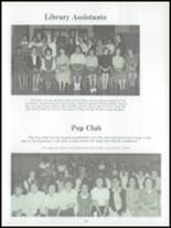 1961 Harry Wood High School Yearbook Page 30 & 31
