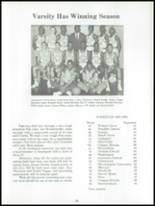 1961 Harry Wood High School Yearbook Page 32 & 33