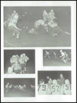 1961 Harry Wood High School Yearbook Page 36 & 37