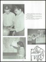 1961 Harry Wood High School Yearbook Page 48 & 49