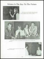 1961 Harry Wood High School Yearbook Page 50 & 51