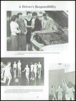 1961 Harry Wood High School Yearbook Page 52 & 53