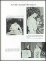 1961 Harry Wood High School Yearbook Page 56 & 57