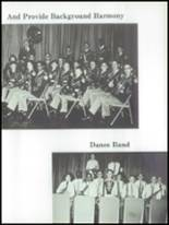 1961 Harry Wood High School Yearbook Page 58 & 59