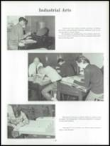 1961 Harry Wood High School Yearbook Page 60 & 61