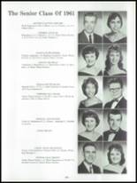 1961 Harry Wood High School Yearbook Page 68 & 69