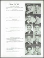 1961 Harry Wood High School Yearbook Page 70 & 71