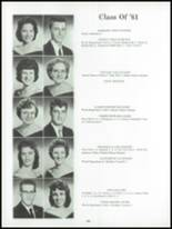 1961 Harry Wood High School Yearbook Page 72 & 73
