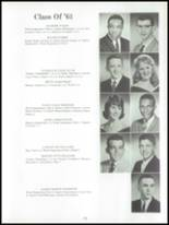 1961 Harry Wood High School Yearbook Page 76 & 77