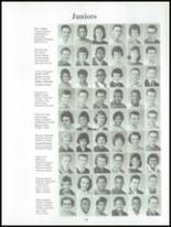 1961 Harry Wood High School Yearbook Page 78 & 79