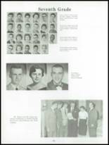 1961 Harry Wood High School Yearbook Page 96 & 97