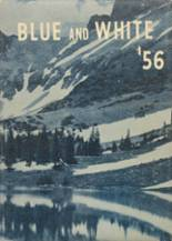 1956 Yearbook White Pine County High School