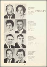 1964 Prague High School Yearbook Page 12 & 13