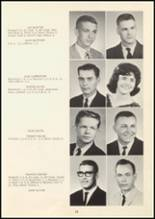 1964 Prague High School Yearbook Page 16 & 17