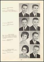 1964 Prague High School Yearbook Page 18 & 19