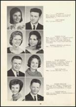 1964 Prague High School Yearbook Page 20 & 21