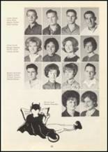 1964 Prague High School Yearbook Page 26 & 27