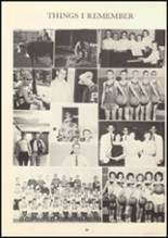 1964 Prague High School Yearbook Page 28 & 29