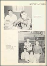 1964 Prague High School Yearbook Page 30 & 31