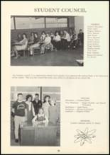 1964 Prague High School Yearbook Page 36 & 37