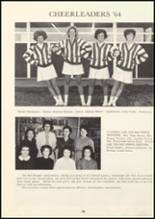 1964 Prague High School Yearbook Page 38 & 39