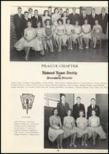 1964 Prague High School Yearbook Page 44 & 45