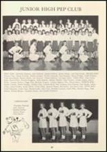 1964 Prague High School Yearbook Page 70 & 71