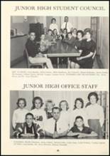 1964 Prague High School Yearbook Page 72 & 73