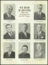 1951 Memorial High School Yearbook Page 12 & 13