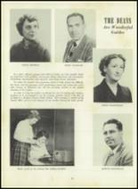 1951 Memorial High School Yearbook Page 14 & 15