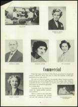 1951 Memorial High School Yearbook Page 22 & 23