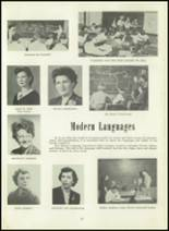1951 Memorial High School Yearbook Page 24 & 25