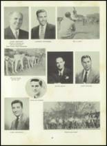 1951 Memorial High School Yearbook Page 30 & 31