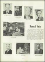 1951 Memorial High School Yearbook Page 32 & 33