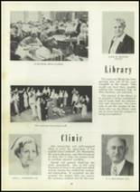 1951 Memorial High School Yearbook Page 34 & 35